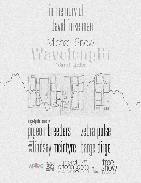 Wavelength Poster Large
